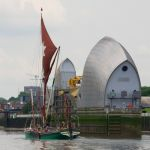Thames Barriers - Copyright Jonathan Duckworth