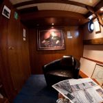 Churchill Room on board